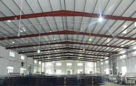 双子星体育用品生产基地