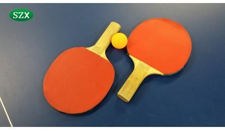 乒乓球、球台、球拍上的ITTF或者CTTA,是什么意思?