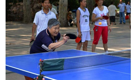 国民运动——乒乓球运动的3大好处