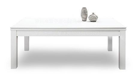 新款多功能室内美式白色台球桌