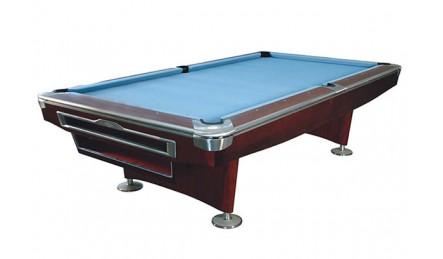 美式实木台球桌SZX-B002
