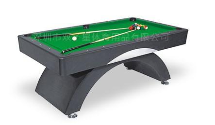 新款拱桥造型台球桌