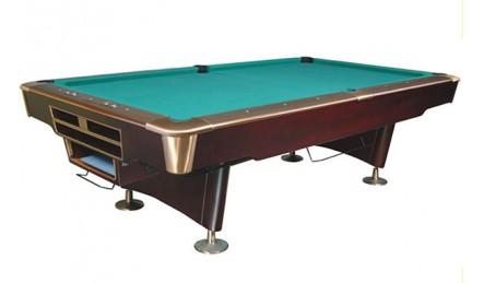 美式实木台球桌SZX-B003