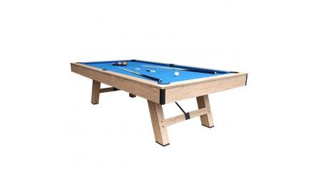 三合一仿古球台乒乓球桌