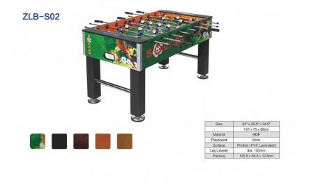 8杆标准印花桌上足球机SZX-S02