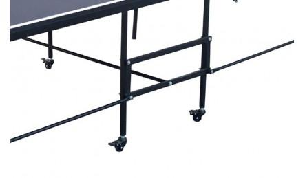 轻便折叠带轮乒乓球桌脚轮