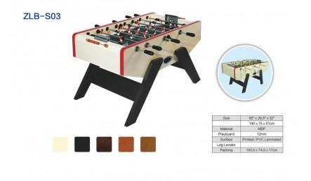 8杆造型桌上足球机SZX-S03