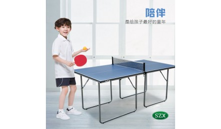 迷你mini型室内乒乓球桌