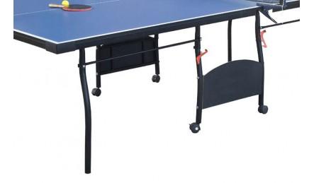 拱型腿折叠移动室内乒乓球桌