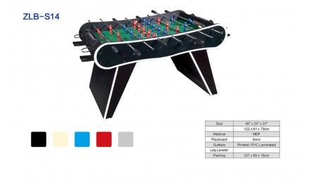 8杆新造型桌上足球机SZX-S14