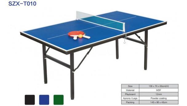 儿童款的乒乓球桌尺寸