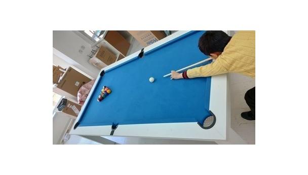 家用台球桌餐桌会议桌乒乓球桌子多功能桌真实使用体验