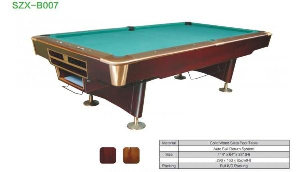 台球桌哪个牌子比较好点