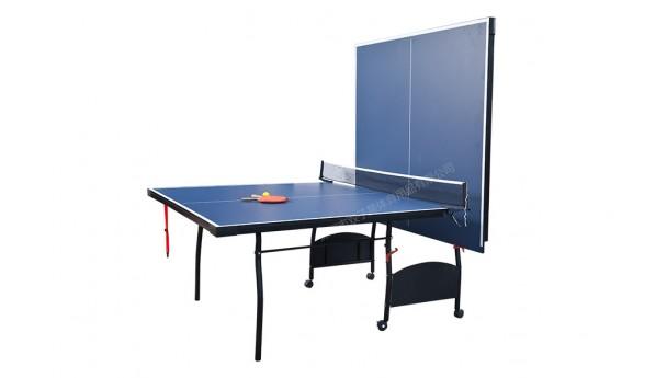 乒乓球桌厂家:选购室内乒乓球桌不那么简单