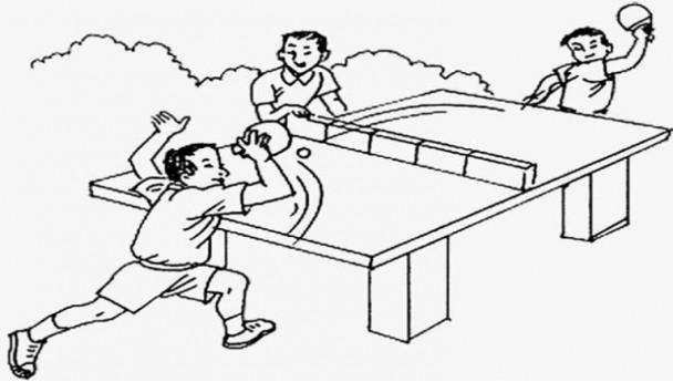 乒乓球台哪家好_乒乓球台选购原则