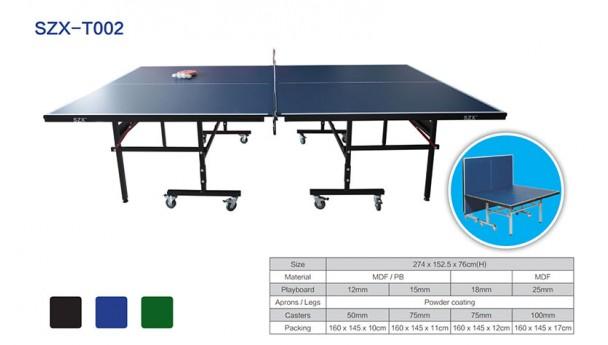 价格实惠可折叠可移动的乒乓球台卖多少钱?