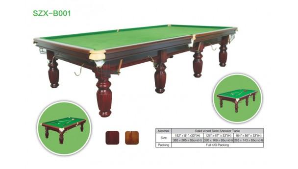 双子星体育用品台球桌价格合理质量好