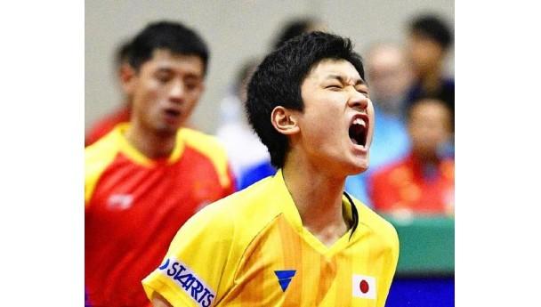 乒乓世界杯参赛名单公布!国乒两名将参赛,张本智和将冲击冠军!