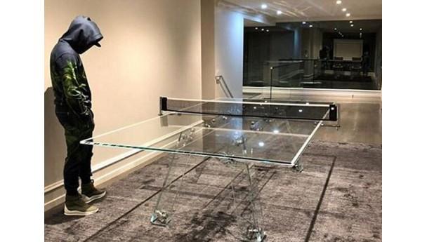 最贵乒乓球台_水晶乒乓球台 价值三万美元