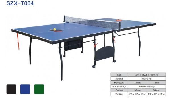 乒乓球台标准长宽高必看,室内乒乓球桌商家