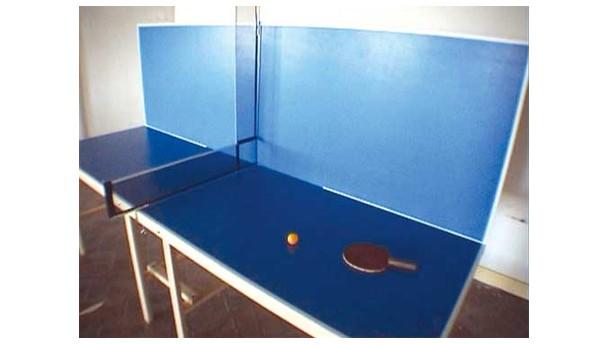 一系列独特的乒乓球桌,让乒乓球比赛更加精彩