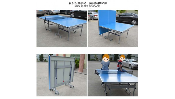 新国标乒乓球台生产厂家_乒乓球台多少钱一个