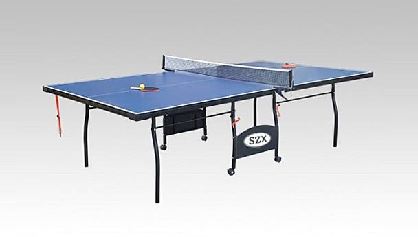 乒乓球基本知识与技术