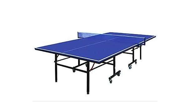 室内乒乓球桌是什么材质的好一点呢?