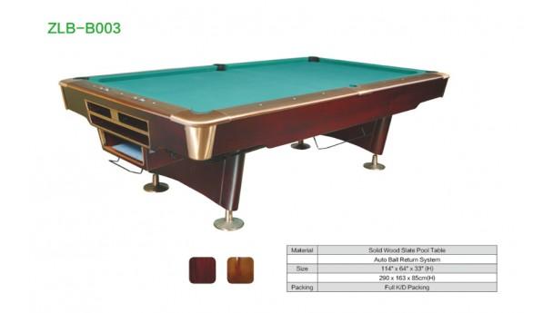 挑选台球桌