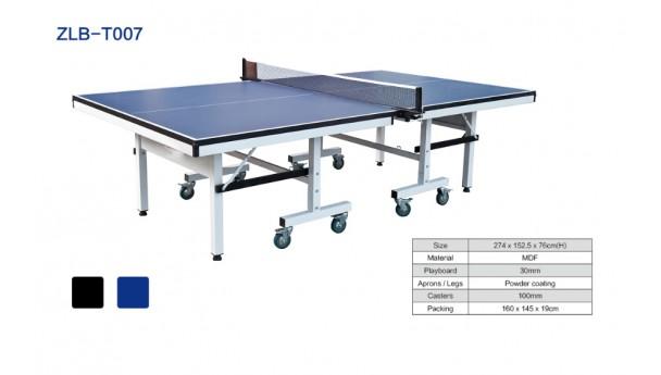 家用最适合的为中高端乒乓球台有哪些类型?
