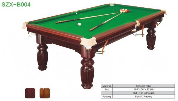 台球桌哪个品牌好?