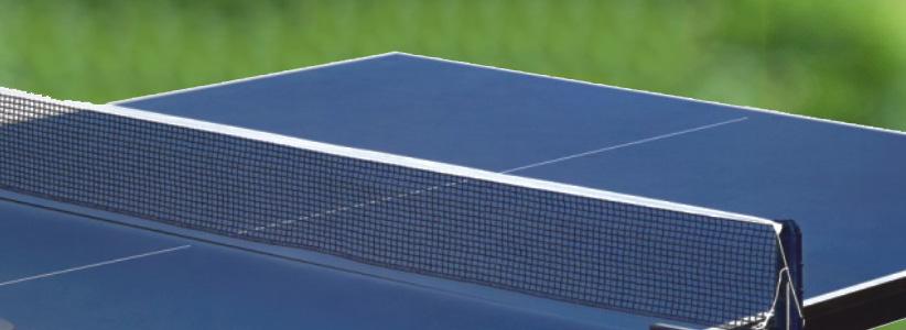 双子星单折可移动乒乓球台