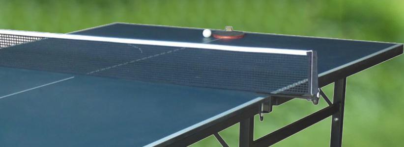 双子星室内单折乒乓球台