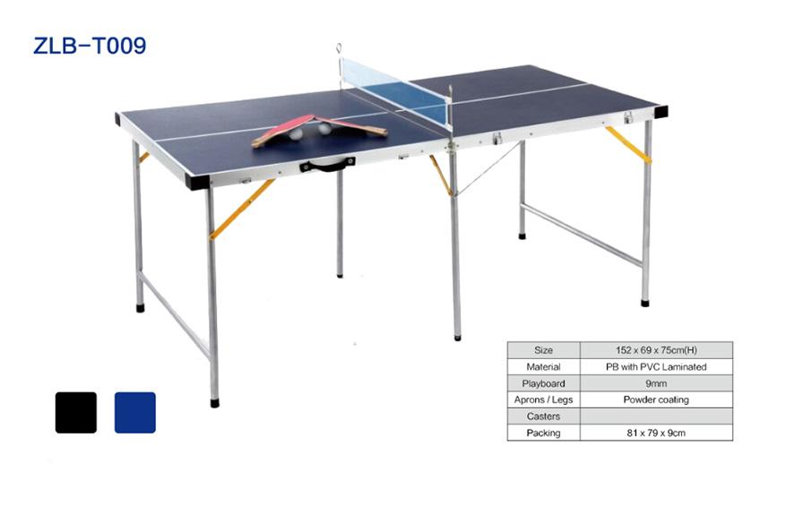 儿童亲子室内乒乓球桌ZLB-T009